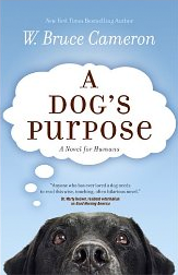 A Dog's Purpose Cover