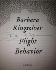 Barbara Kingsolver's Autograph