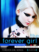 cover - the forever girl